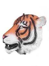 Masque de tigre de Sibérie en latex