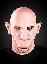 Masque de vieux détective en mousse de latex
