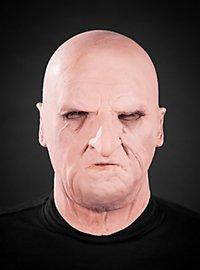Masque de vieux grincheux en mousse de latex