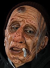 Masque de vieux pochard