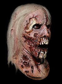 Masque de zombie des bois The Walking Dead en latex