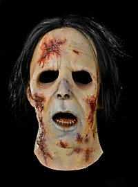 Masque de zombie en costume The Walking Dead en latex
