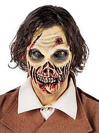 Masque de zombie Horror FX en mousse de latex