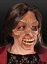 Masque de zombie Mme Mort-vivant Masque en latex