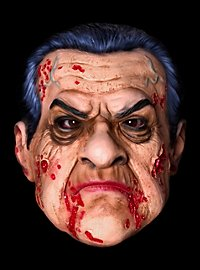 Masque de zombie Richard Nixon en latex