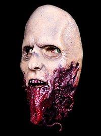 Masque de zombie sans mâchoire The Walking Dead en latex