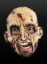 Masque de zombie sans menton en latex