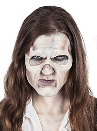 Masque de zombie Special FX en mousse de latex