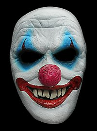 Masque d'horreur de clown en latex