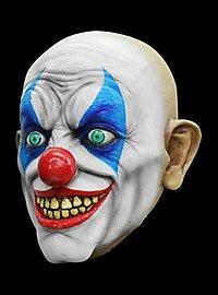 Masque d'horreur de clown psychopathe en latex