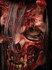 Masque diable monstrueux en latex
