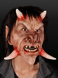 Masque diable Samaël en latex