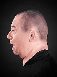 Masque d'individu en mort cérébrale en latex