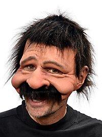 Masque d'oncle Pablo sans menton