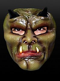 Masque d'orc Masque en latex