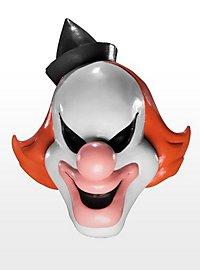 Masque du clown-fantôme Scooby-Doo en latex