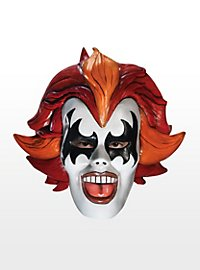 Masque du démon du disque Scooby-Doo en latex