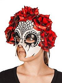 Masque en cuir - Catrina