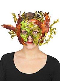 Masque en cuir - Papageno