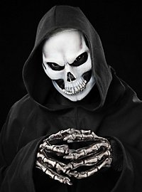 Masque en latex effet spécial Tête de mort