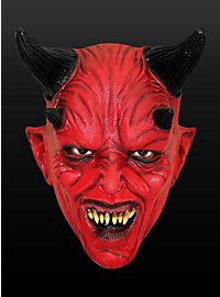 Masque Enfant diable en latex