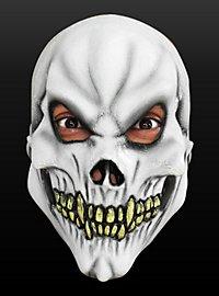 Masque Enfant la mort qui rit en latex