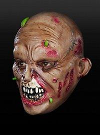 Masque Enfant zombie ver en latex