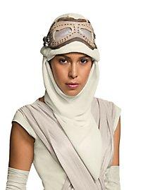 Masque et capuche Rey Star Wars 7