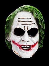 Masque Joker Deluxe en latex