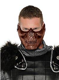 Masque mâchoire bronze