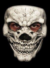 Masque terrifiant crâne de bandit