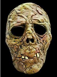 Masque terrifiant de mort-vivant en latex