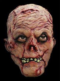 Masque terrifiant de zombie putréfié