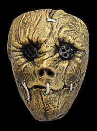 Masque terrifiant d'épouvantail
