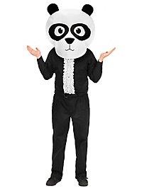 Masque tête de panda