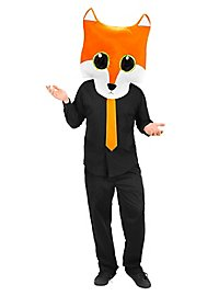 Masque tête de renard