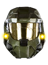 Master Chief Halo Helmet Deluxe