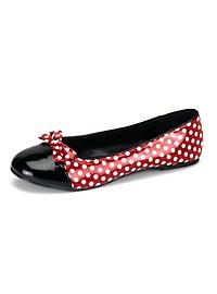 Maus Ballerina Schuhe