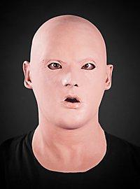 Max Mustermann Maske aus Schaumlatex