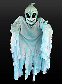 Mean Ghost Hanging Decoration