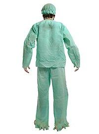 Médecin zombie Déguisement
