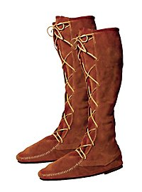 Medieval Boots brown