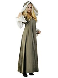 Medieval Bourgeois Lady Costume