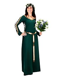 Medieval Kirtle green