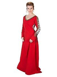 Medieval Kirtle red