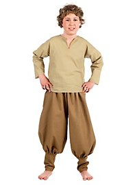 Medieval Outfit for Boys