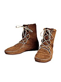Medieval Shoes brown