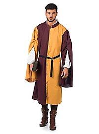 Medieval tunic brown-beige