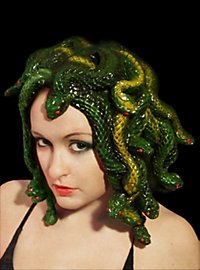 Medusa Head Piece made of latex
