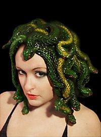 Medusa Head Piece made of latex